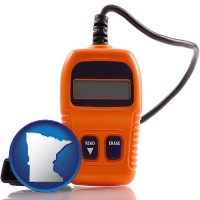 mn an automobile diagnostic tool