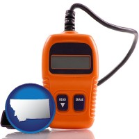 montana an automobile diagnostic tool