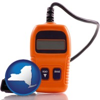 new-york an automobile diagnostic tool