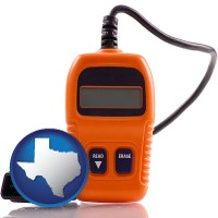 texas an automobile diagnostic tool