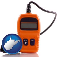 wv an automobile diagnostic tool